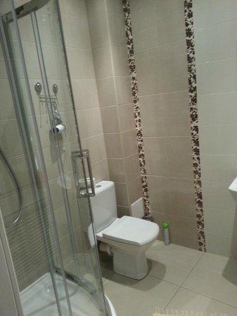 Basseynaya Apart Hotel : Ванная