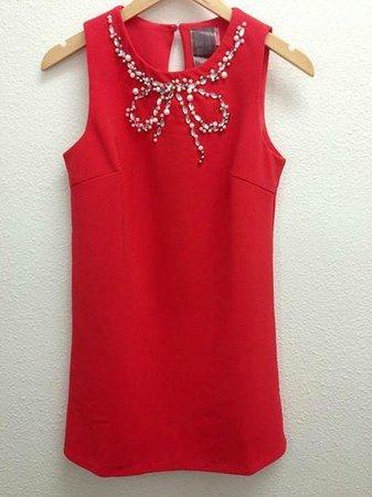Monalee Boutique: Valentine's Day dress