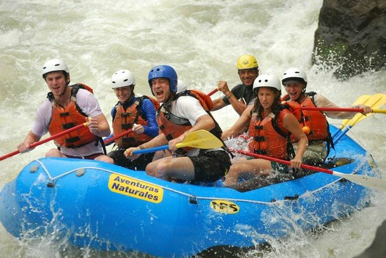 Costa Rica Wild Ride Expeditions Day Tours