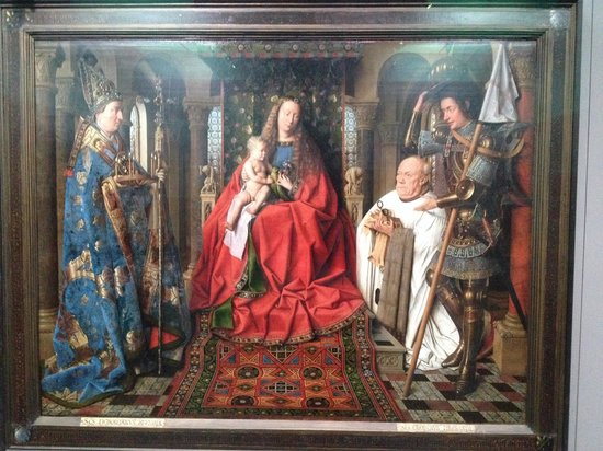 Groeningemuseum : Uno dei capolavori esposti nel museo