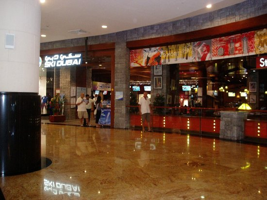 Lotus Hotel Apartments & Spa, Dubai Marina : Mall