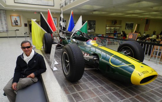 Indianapolis Motor Speedway Museum : Jim Clark