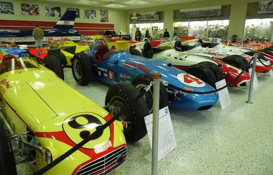 Indianapolis Motor Speedway Museum : Ganador 1976