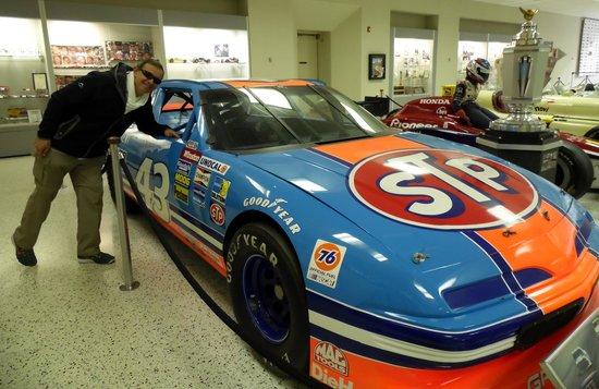 Indianapolis Motor Speedway Museum : Ganador