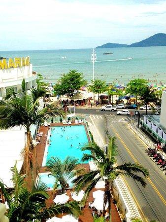 Marambaia Casino Hotel & Conventions: Vista do Apartamento - 7 andar