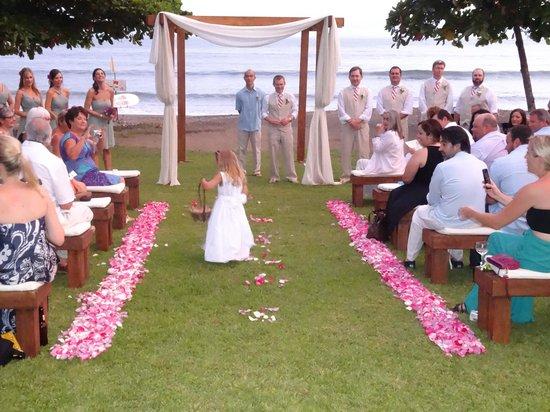 Hotel Punta Islita, Autograph Collection: wedding ceremony