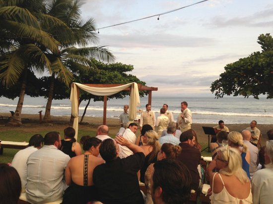 Hotel Punta Islita, Autograph Collection : ceremony