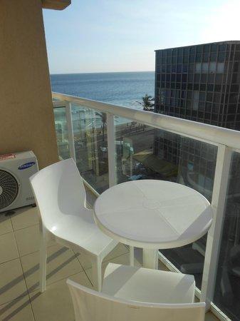 Monte Pascoal Praia Hotel Salvador : Vista desde la habitacion