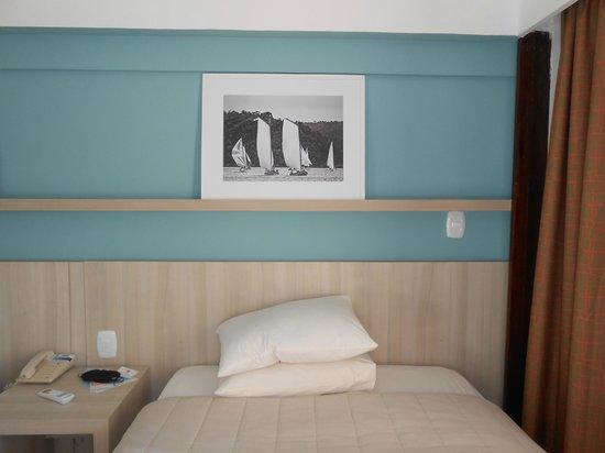 Monte Pascoal Praia Hotel Salvador : Habitacion