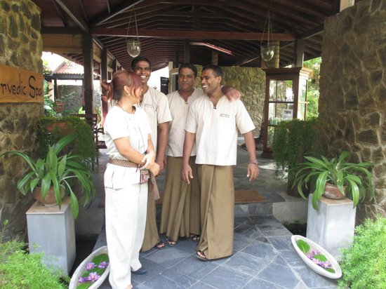 Eden Resort & Spa: spa center