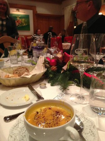 Grunwalder Einkehr: Pumpkin Soup