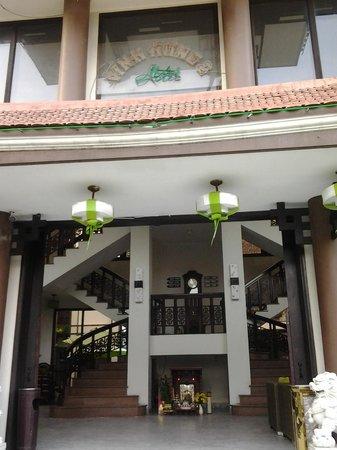 Vinh Hung 2 City Hotel : Fachada