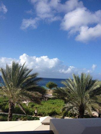 Santa Barbara Beach & Golf Resort, Curacao : View from the lobby