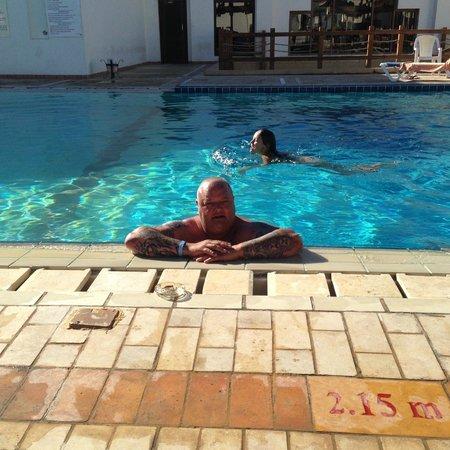 Sharm Plaza Hotel: vitamin pool