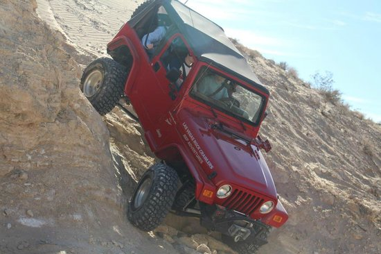 Las Vegas Rock Crawlers : rock crawling