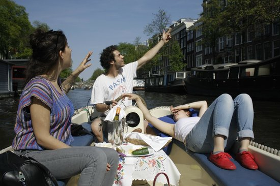 Amsterdam Tourguides: Get to know everything from the city!