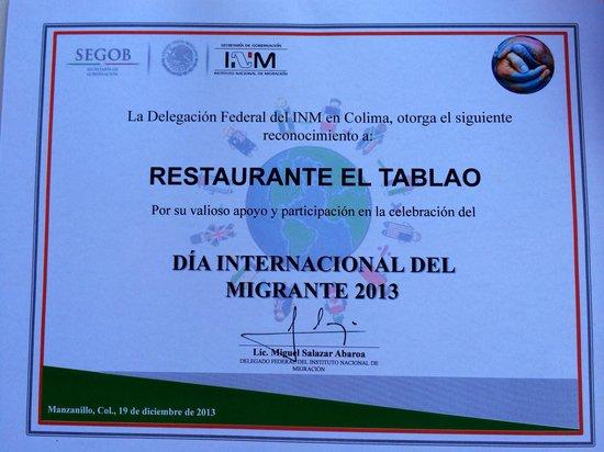 El Tablao: Bravo...