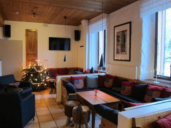 Hotel La Chaumiere: Christmas 2013