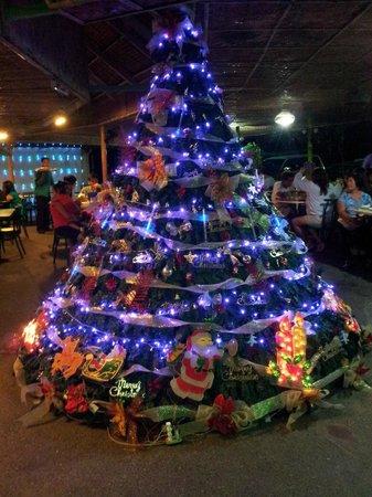 Silverio's : Christmas Tree