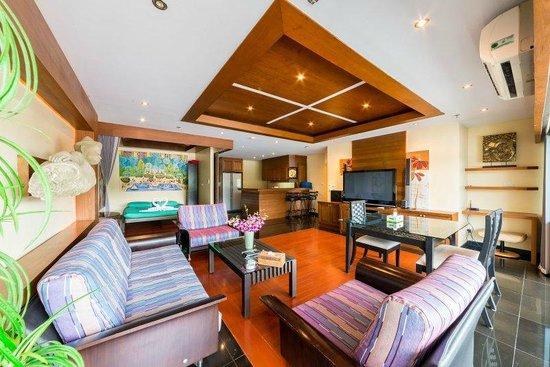 Patong Tower Holiday Rentals: 1801M