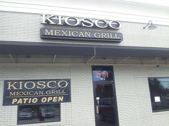 Kiosco Mexican Grill: Kiosko Mexican Grill