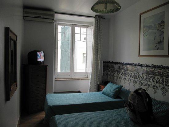 Residencial Joao XXI: Habitación