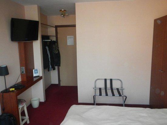 Hotel Olympia Bruges : Kamer