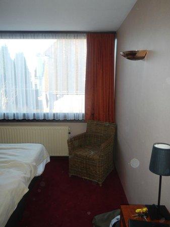 Hotel Olympia Bruges: Kamer