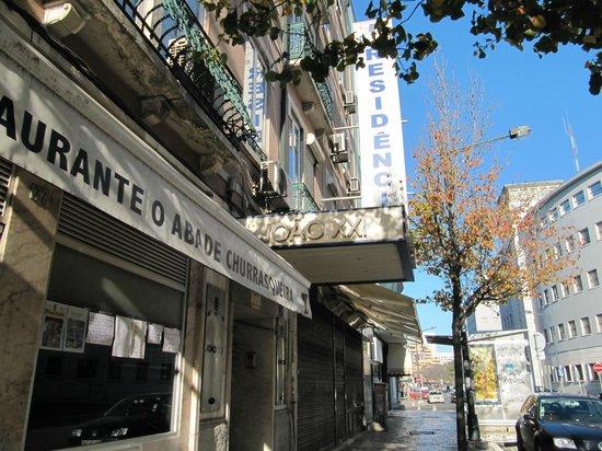 Residencial Joao XXI: Vista del hotel