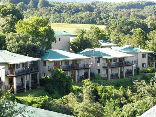 Magoebaskloof Hotel: Hotel and grounds