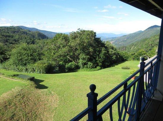 Magoebaskloof Hotel: View from room