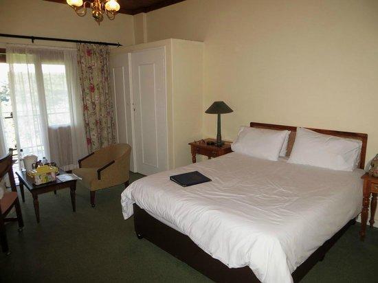 Magoebaskloof Hotel: Bedroom