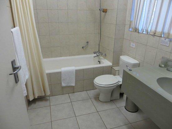 Magoebaskloof Hotel: Bathroom