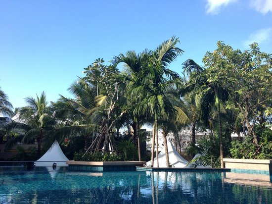 Novotel Phuket Kata Avista Resort and Spa: pool area