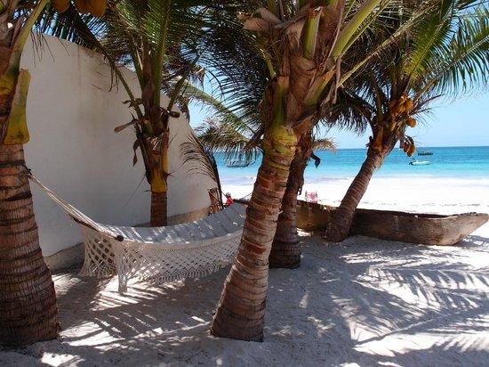 Waterlovers Beach Resort: Tha hamak