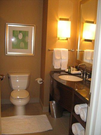 Hilton Orlando: baño