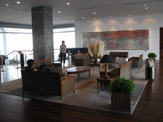 Hotel Century Southern Tower: Lobby