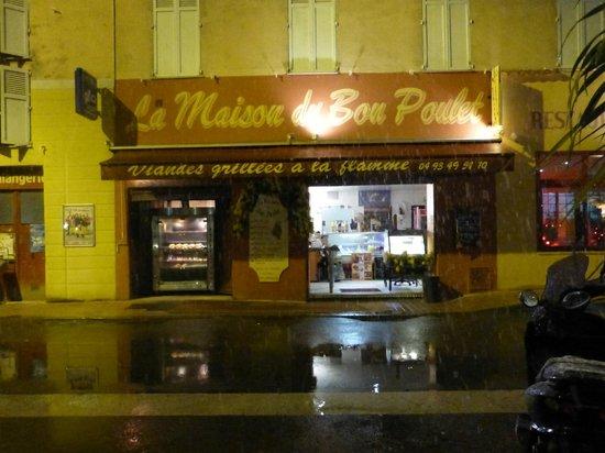 La Maison du Bon Poulet : A La Napoule, ave du 23 Aout, MANDELIEU .