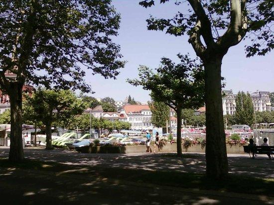 Le Port d'Ouchy : Lausanne, Ouchy
