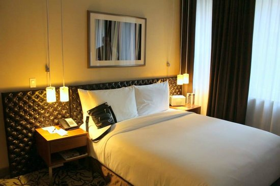Cassa Hotel 45th Street New York: Comfy Bed