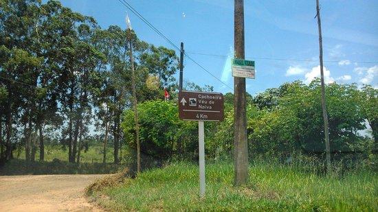 Complexo Turistico Veu da Noiva: Rodovia Gastão dal farra, km 5