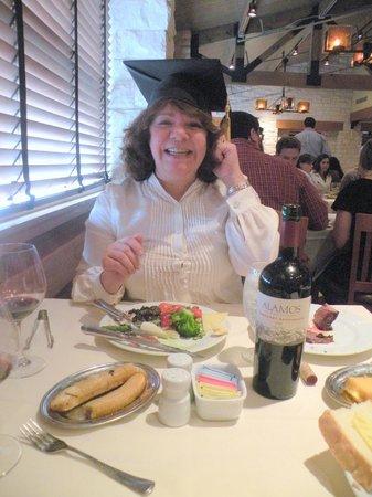 Fogo de Chao Brazilian Steakhouse : Happy Happy Happy