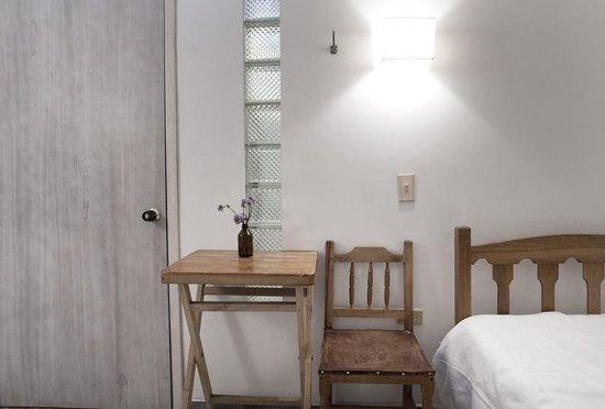 Hostal Casu Cacique Sugamuxi: Habitación-Room