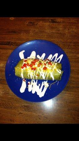 Casa de Luz: Mega Burrito