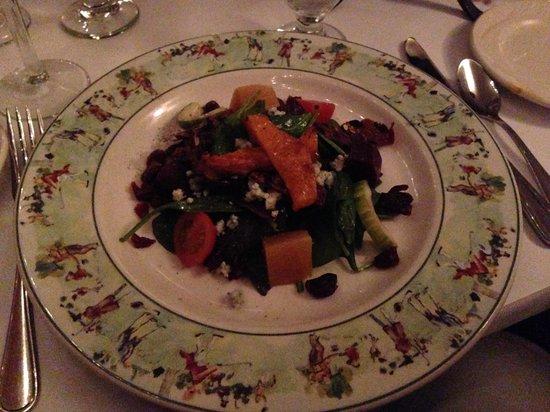 McMillin's Dining Room: Beet Salad