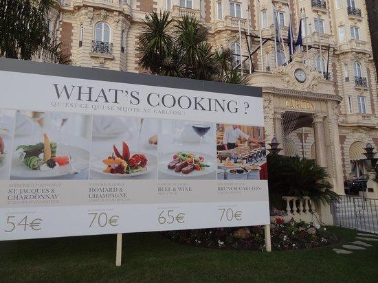 InterContinental Carlton Cannes : brille nicht mehr notwendig