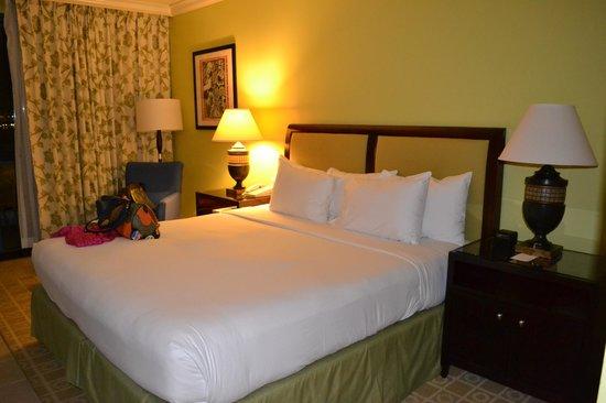 Hilton Barbados Resort: Habitaciones Hotel