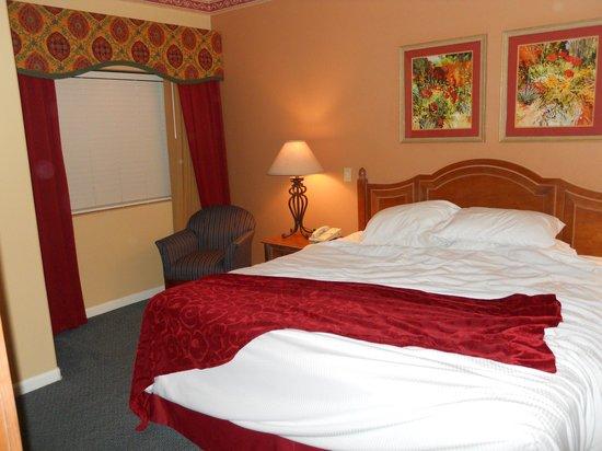 Legacy Golf Resort: Bedroom
