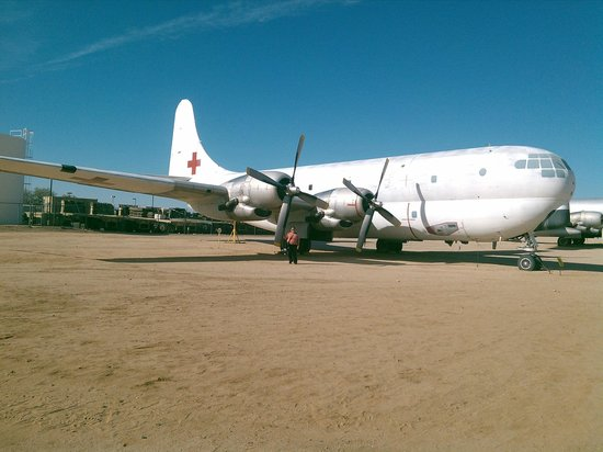 Pima Air & Space Museum : boing