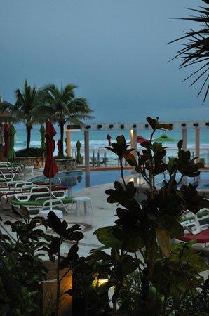 Sunset Fishermen Spa & Resort: Vista desde el lobby